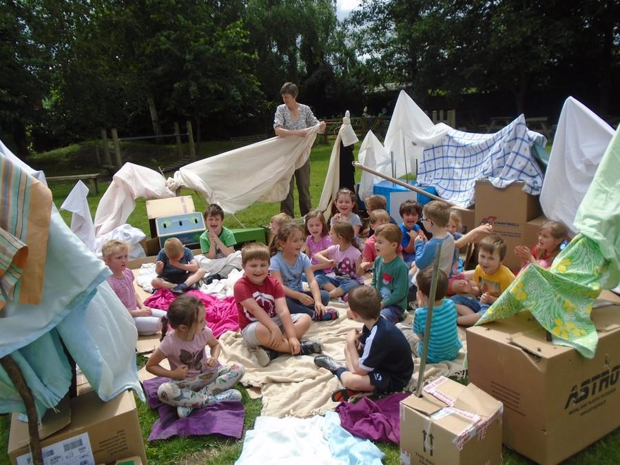 Save the Children Den Day