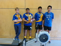Year 8 Boys Rowing -  District Champions.JPG