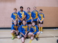 Year 8 Sportshall Athletics District Runners Up.JPG