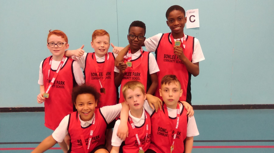 Well done to our Dodgeball team who won the Rochdale Borough school games and progress to the Greater Manchester games.