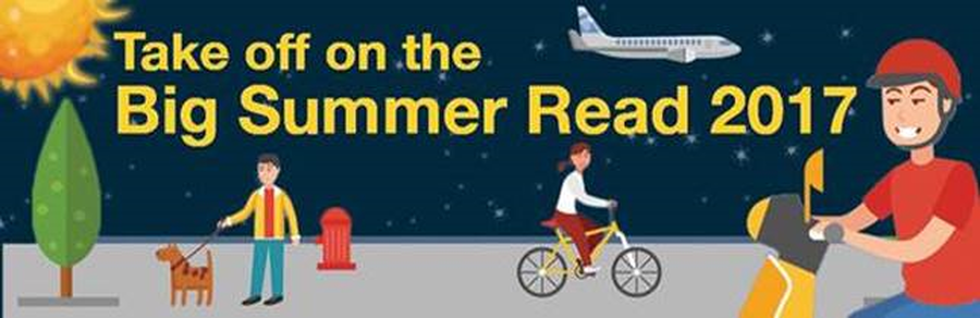 Click on the image to find out about the fun you can have in the library this summer.