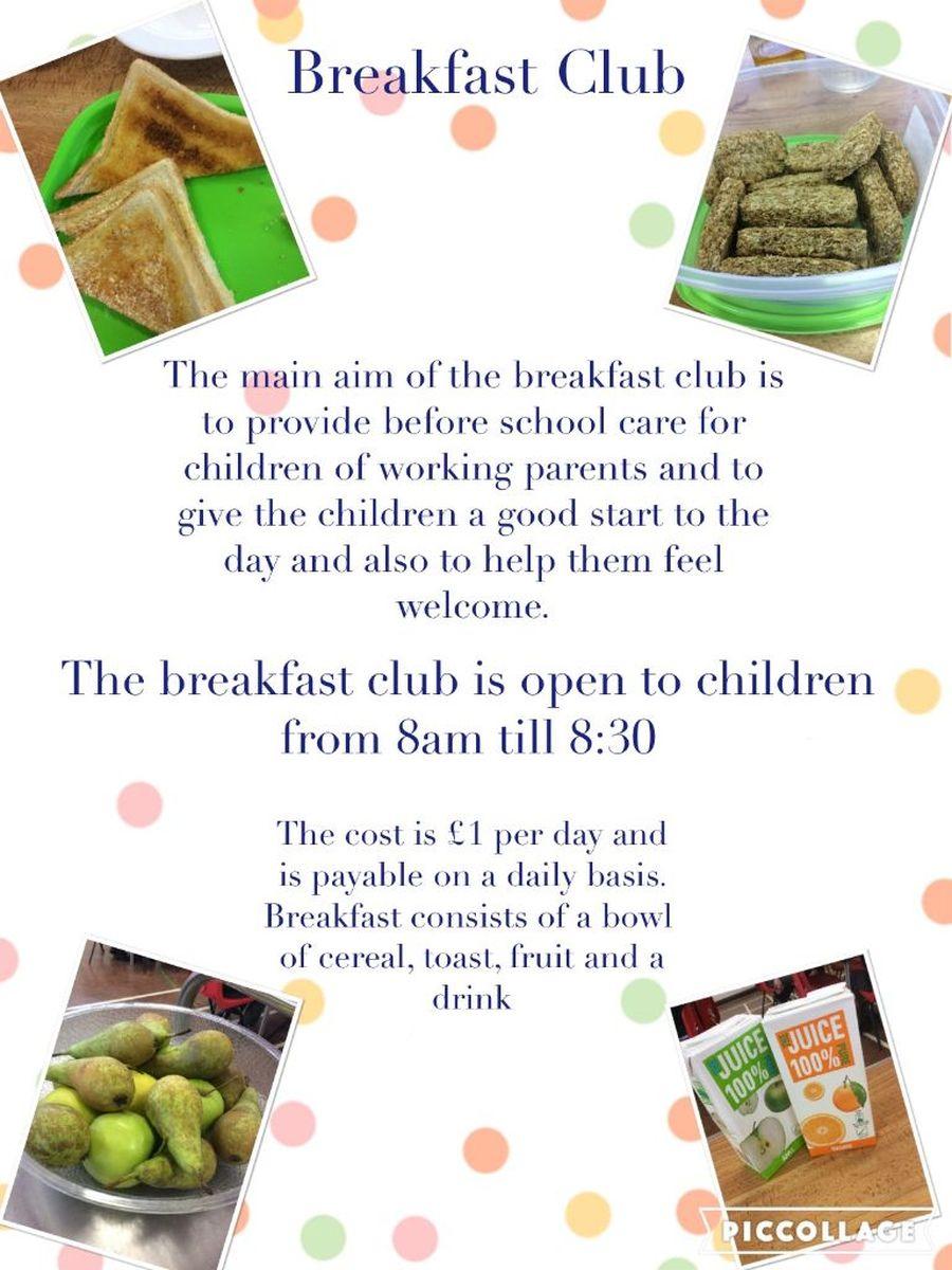 st patrick u0027s rc primary and nursery breakfast club