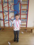 Jamie took part in the 5K Race for Life with a PB time of 38 minutes. Well done, a great achievement!<br>