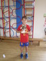 Samson was selected to be the Coaches 'Player' at Seaton Athletic Club