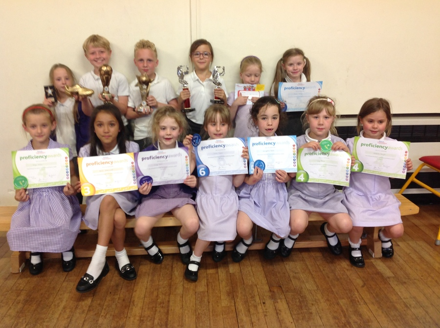 Sporting Achievements - 23rd June