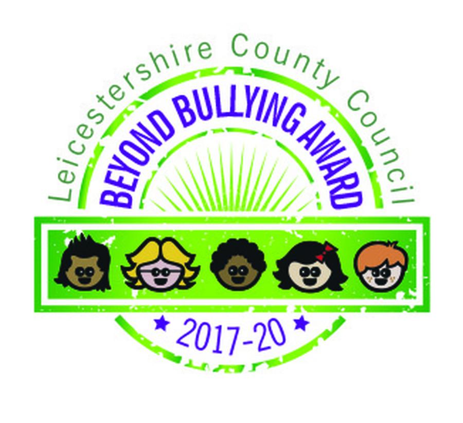 We've won the Beyond Bullying Award!