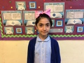 Year 3<p>Maral - for an exellent attitude towards her learning especially during input</p>