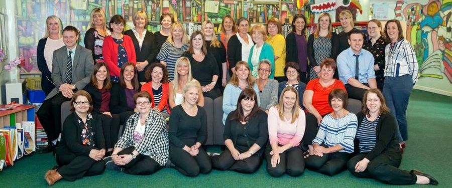 Teaching and Support Staff at Brough Primary School
