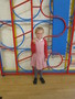 Belle shared her Cockermouth Carnival medal with us. She was in the cheerleading team.