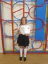 Isla has been busy swimming and has been awarded a Silver Rookie Lifeguard Award. Well done!