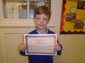 Year 5<p>Reece - for making a big effort with our Shakespeare perfomance</p>