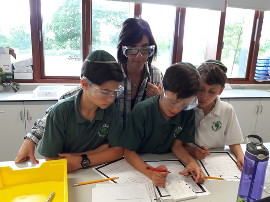 Year 5's Visits to Secondary Schools July 2017