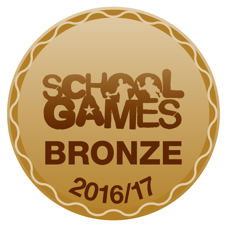 St Clare's has been awarded the Bronze School Games Mark for this academic year in recognition of our sporting achievements.