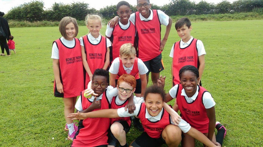 Well done to our rounders team who finished second in the St Anne's cup.
