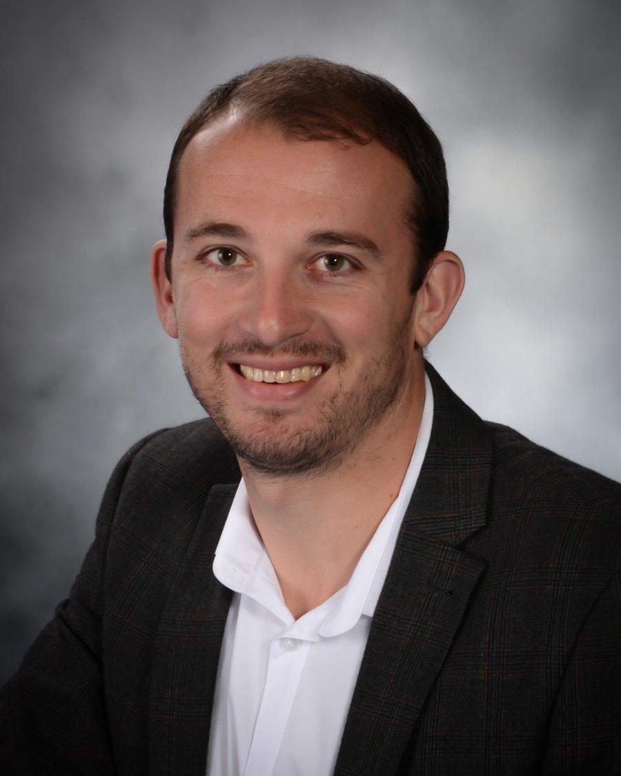 Mr Dan Crossman - Headteacher