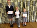 End of year Assembly 2017 Book Token Winners (1).JPG
