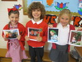 Holly, Tyla and Sam told us all about their drama show