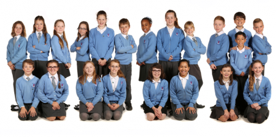 Our prefect team help the school to run smoothly and are an example of our values to other children in the school
