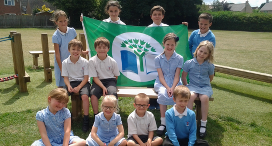 In the Summer of 2015, we became an Eco-School having successful achieved Green Flag status.