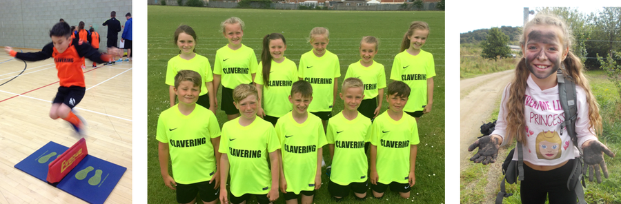 Clavering Primary School - PE AND SPORT FUNDING