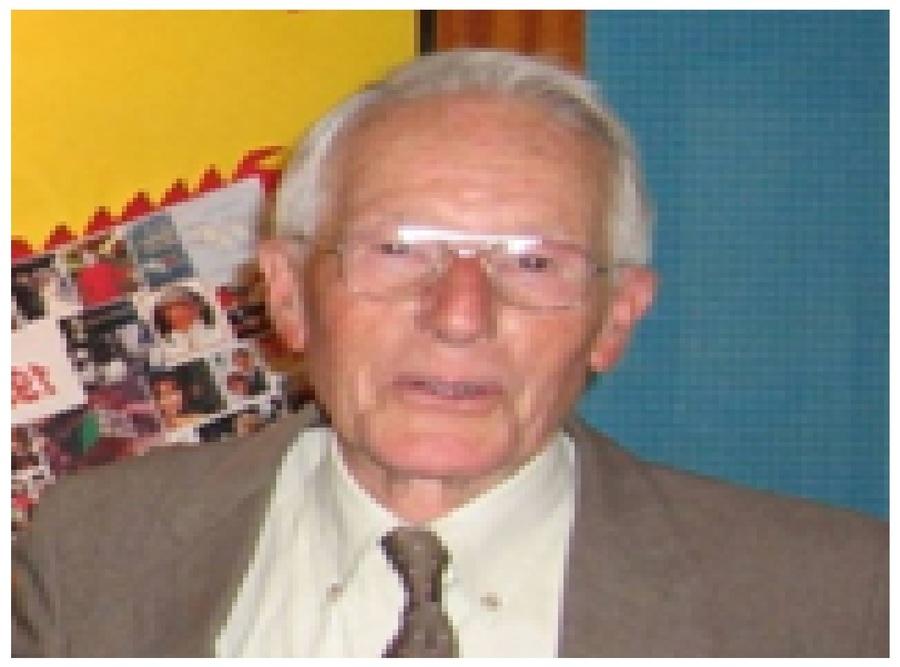 In Memory of Mr Walker