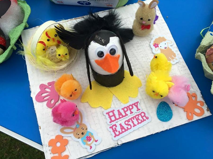 Easter Egg decoration 2016