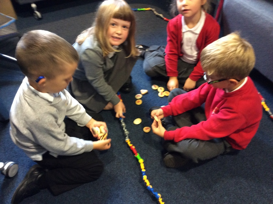 Counting to large numbers can be fun!