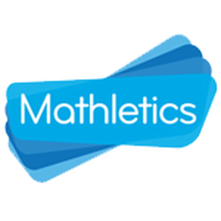 Click on the logo to be directed to Mathletics!