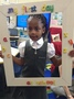 <p>All the children have made a frame to display their photo in</p><p>they are on display in our classroom!<br></p>