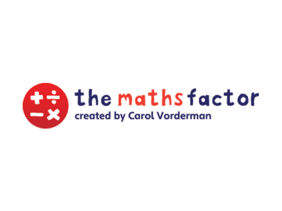 Click on the picture for Maths Factor login page