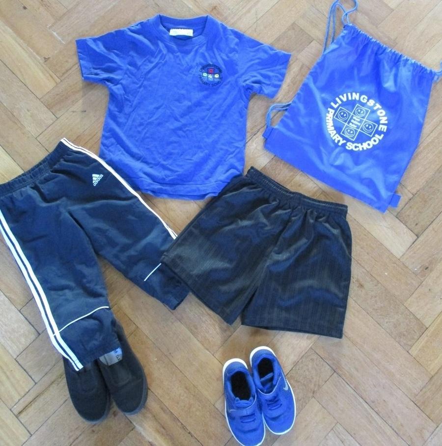 The children will be expected to come to school in their PE kit on MONDAYS and WEDNESDAYS from the 21st September.