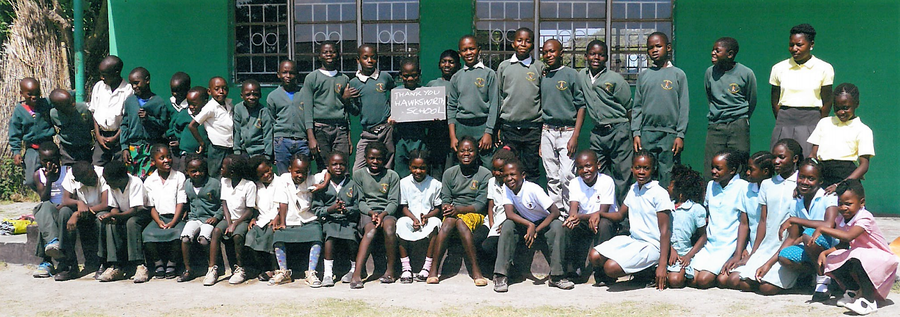 Good Shepherd School in Lusaka, Zambia