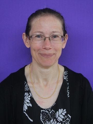 Mrs Catherine Barton-McPherson