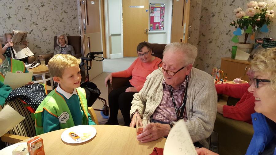 Ed meets Brian again!