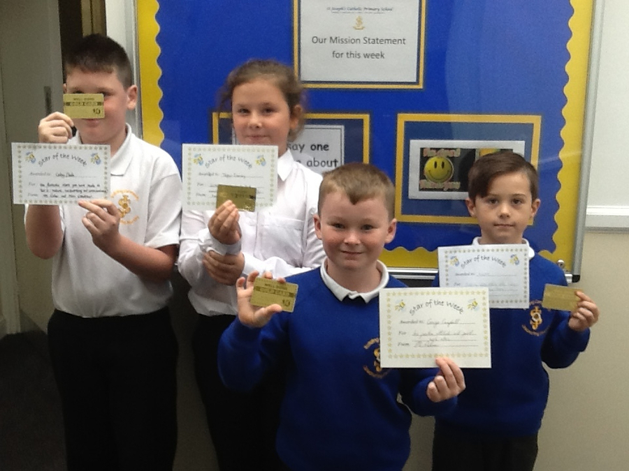 We have our golden tickets!
