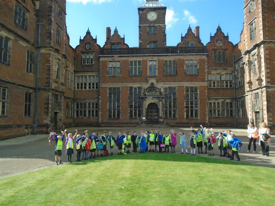 Class 2 Aston Hall Trip