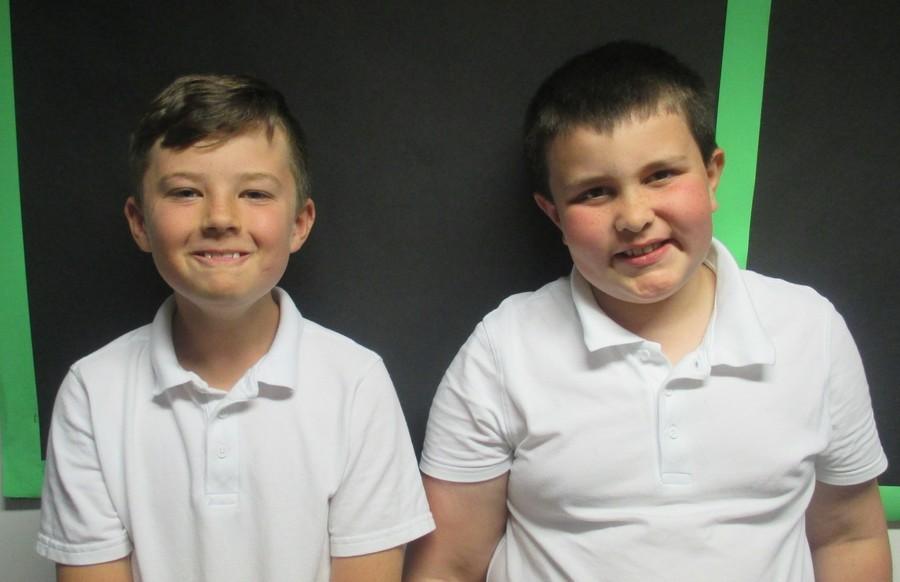 Toby & Aaron
