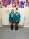 <p>Evie & Emily - </p><p>Our Tuesday team<br></p>