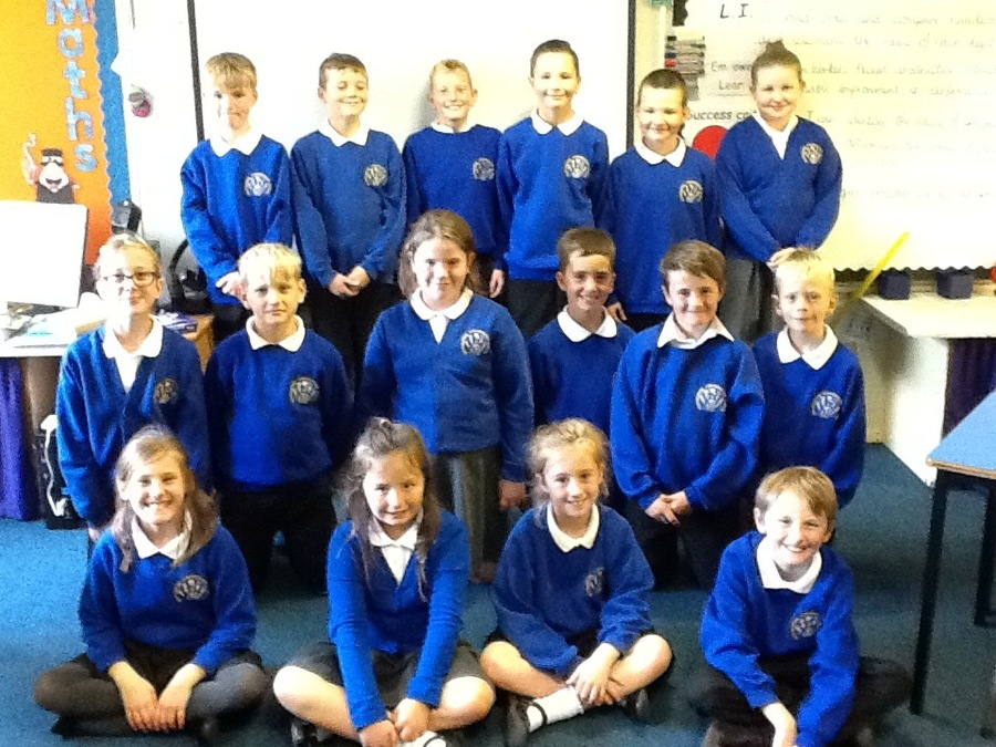 Year 5 Class Picture - September 2017