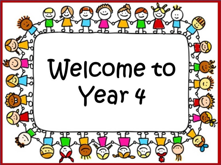 Image result for welcome to year 4