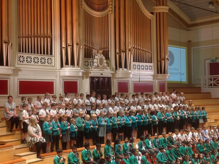 De Montfort Hall Concert 2016