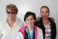 Mrs Thompson, Mrs Swinney & Mrs Black