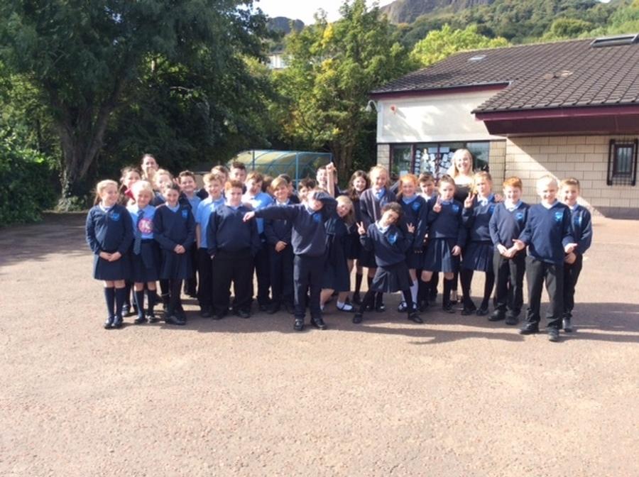 Miss McMillan's lovely class 2017-18
