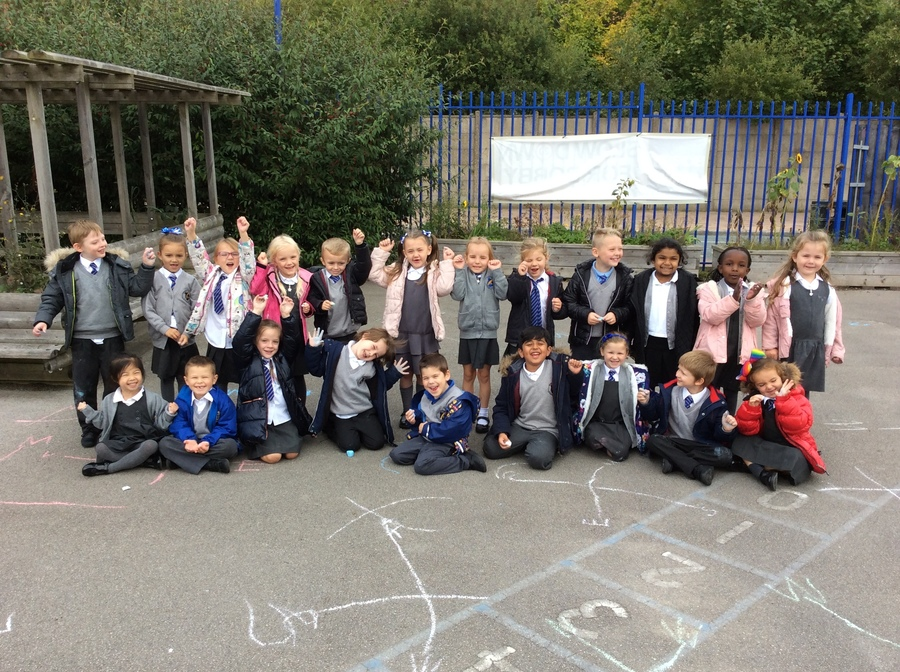 """Welcome to our class page!"""