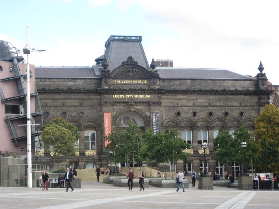 Y4 Leeds City Museum Autumn 2017