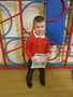 <p>Kyle took part in the summer Reading Challenge </p><p>and received his certificate from the library service<br></p>