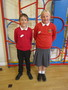 Jack and Jessica have been selected to be Head Boy and Head Girl<br>