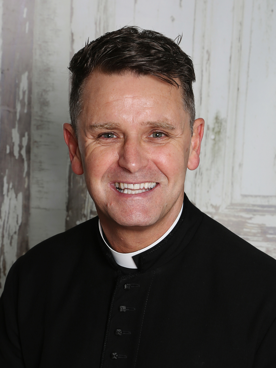 Father David MBE