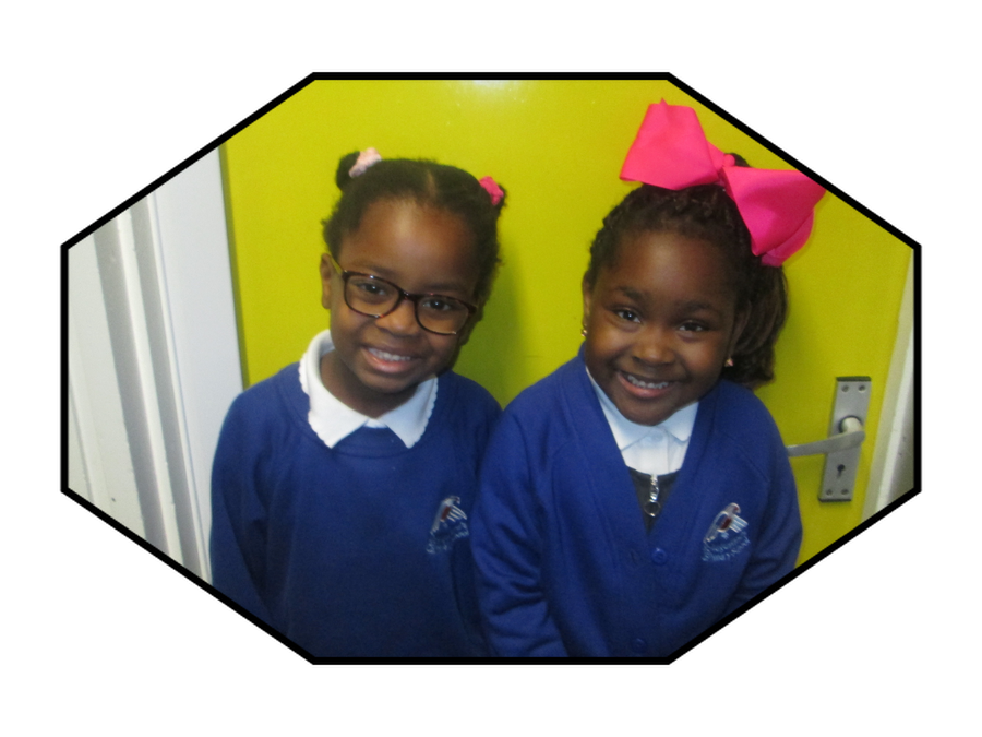 Stacey & Ruth Year 1