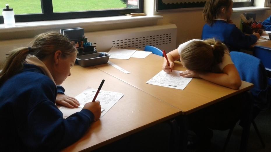 class 4 writing